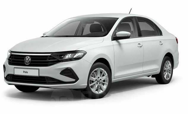 Прокат автомобиля Volkswagen Polo NEW 2020